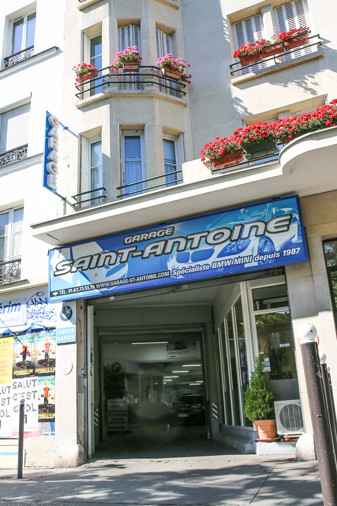 Garage bmw paris garage saint antoine nation paris 11 for Garage mini rue des acacias paris 17